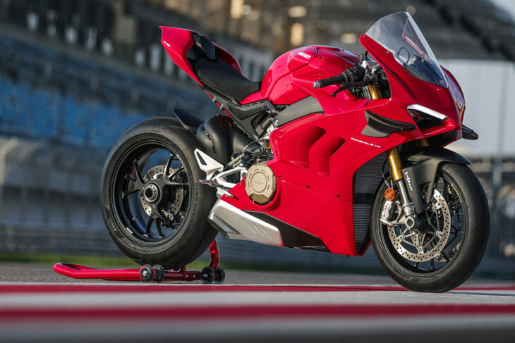 2020 Ducati Panigale V4 S Review   The Ducati Panigale V4 S broke new ground for the company when it was released in 2018. Now, two years on, we see the first evolution of the species