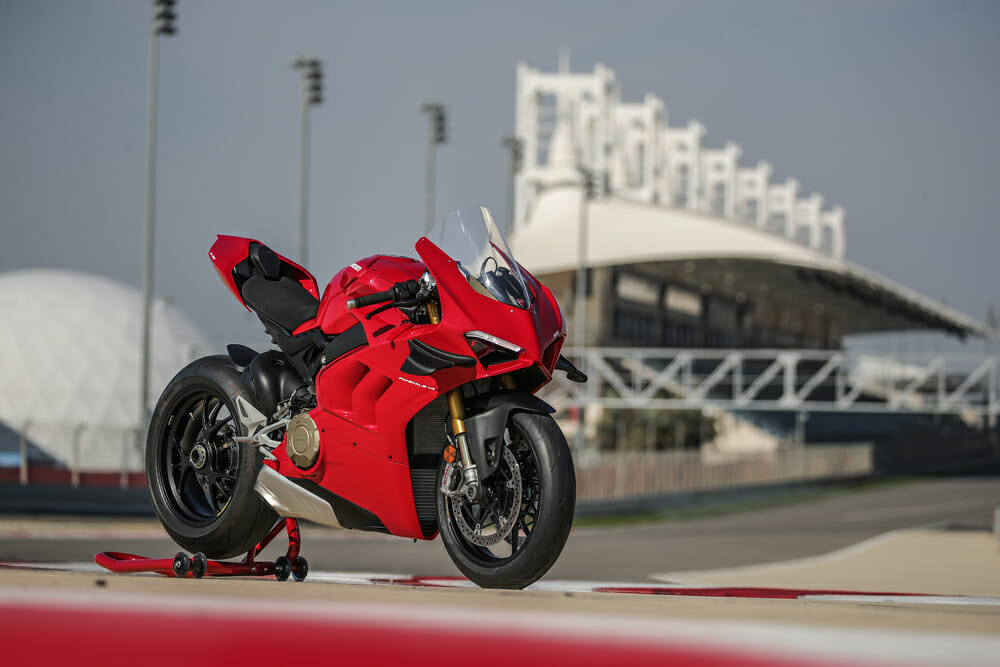 2020 Ducati Panigale V4 S Specifications