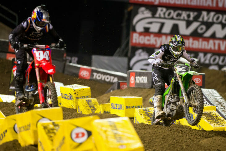 2020 Oakland Supercross Results