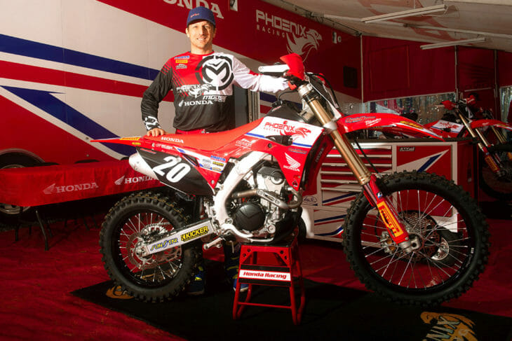 2020 Honda CRF250RX Review | We race test Honda's latest CRF250RX and revisit the fun and challenges of GNCC racing at the Ironman GNCC.