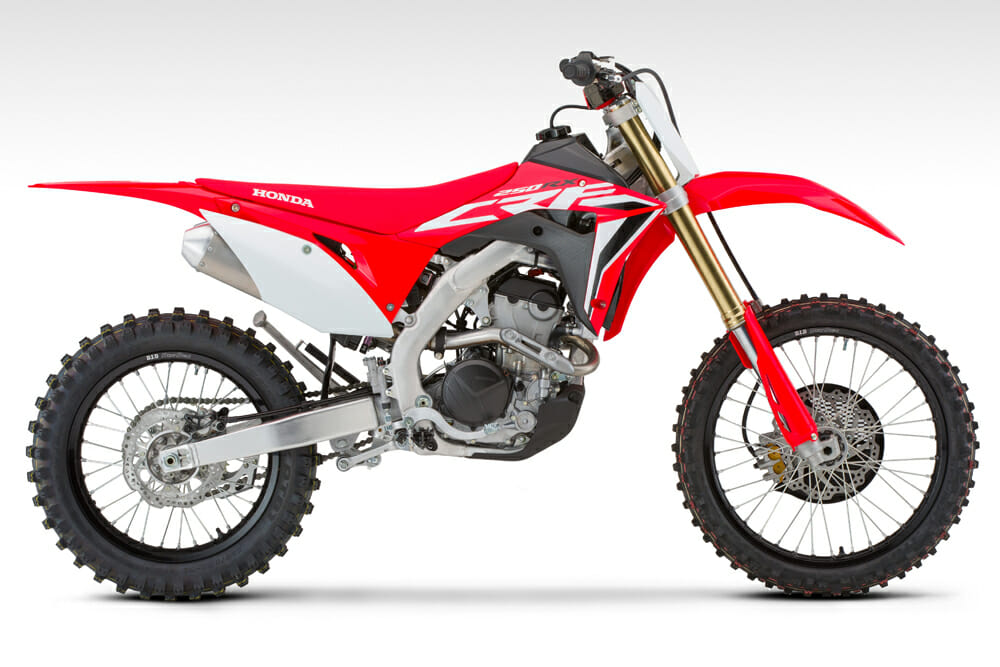 2020 Honda CRF250RX Specifications