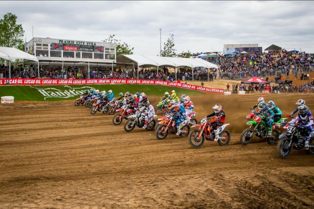 Road 2 Recovery Foundation and MX Sports Pro Racing Renew Partnership for 2020 Lucas Oil Pro Motocross Championship
