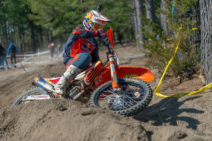 2020 South Carolina Sprint Enduro Results - Kailub Russell
