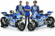 2020 Team Suzuki Ecstar Presentation
