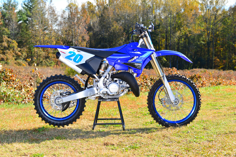 2020 Yamaha YZ125X Specifications