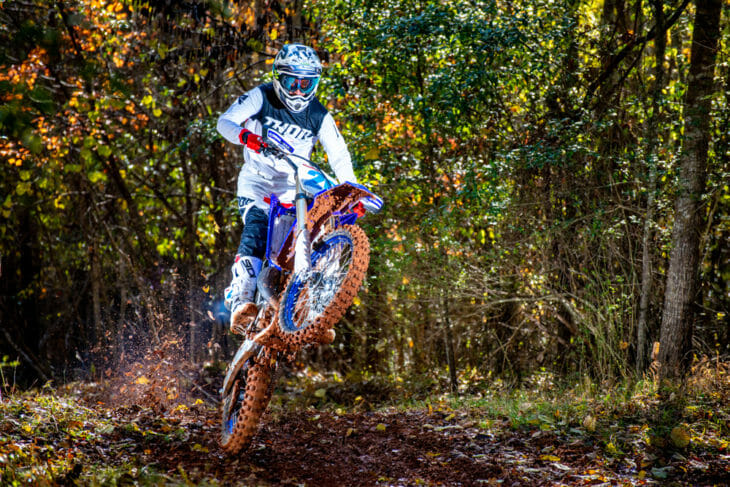 2020 Yamaha YZ125X Review - The YZ125X is proof positive that 125cc two-strokes do make fun, and even competitive, off-road bikes.
