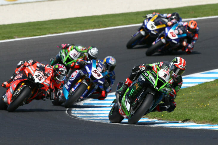 2020 Australia WorldSBK Results WorldSBK Superpole Race