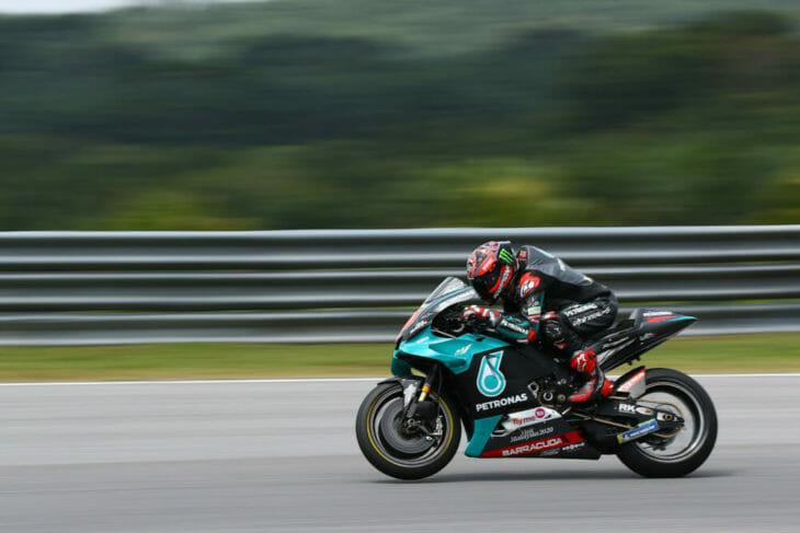 2020 Sepang MotoGP Preseason Test Results Quartararo