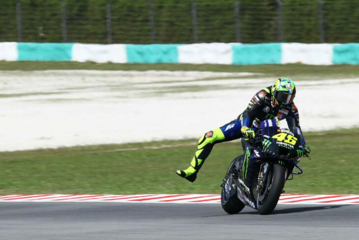 2020 Sepang MotoGP Preseason Test Results Rossi