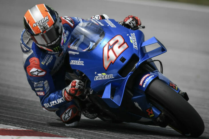 2020 Sepang MotoGP Preseason Test Results Day Three Rins