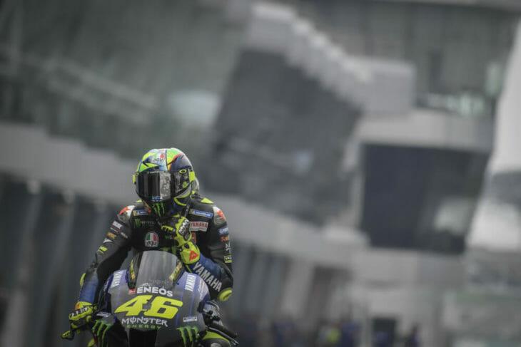 2020 Sepang MotoGP Preseason Test Results Day Three Rossi