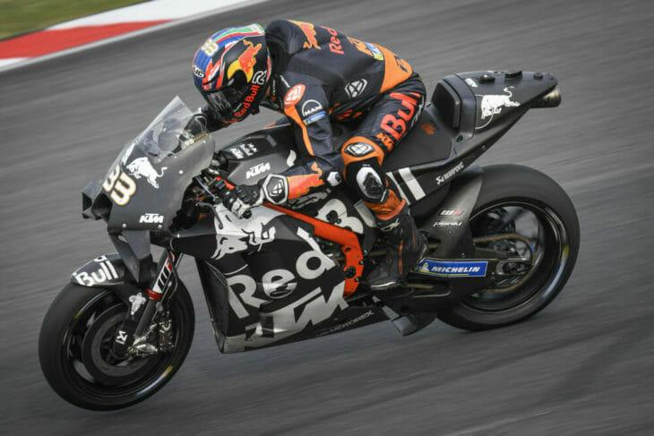 2020 Sepang MotoGP Preseason Test Results Day Three Binder