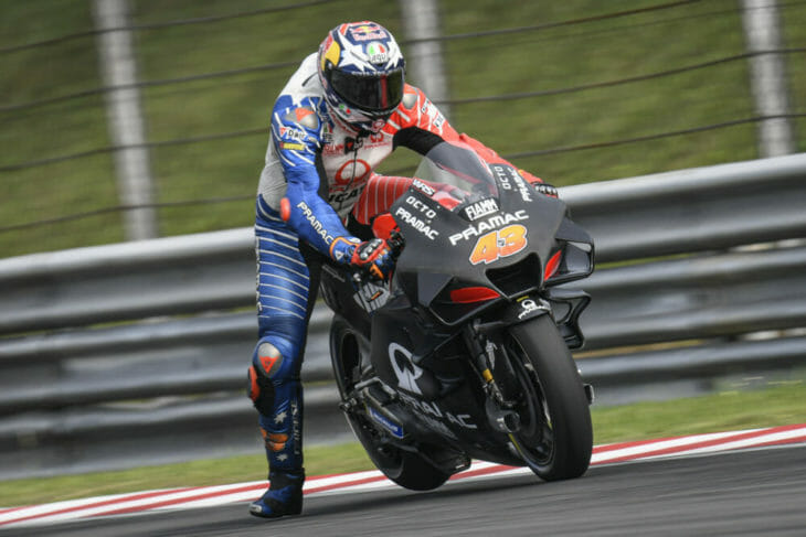 2020 Sepang MotoGP Preseason Test Results Day Two Miller