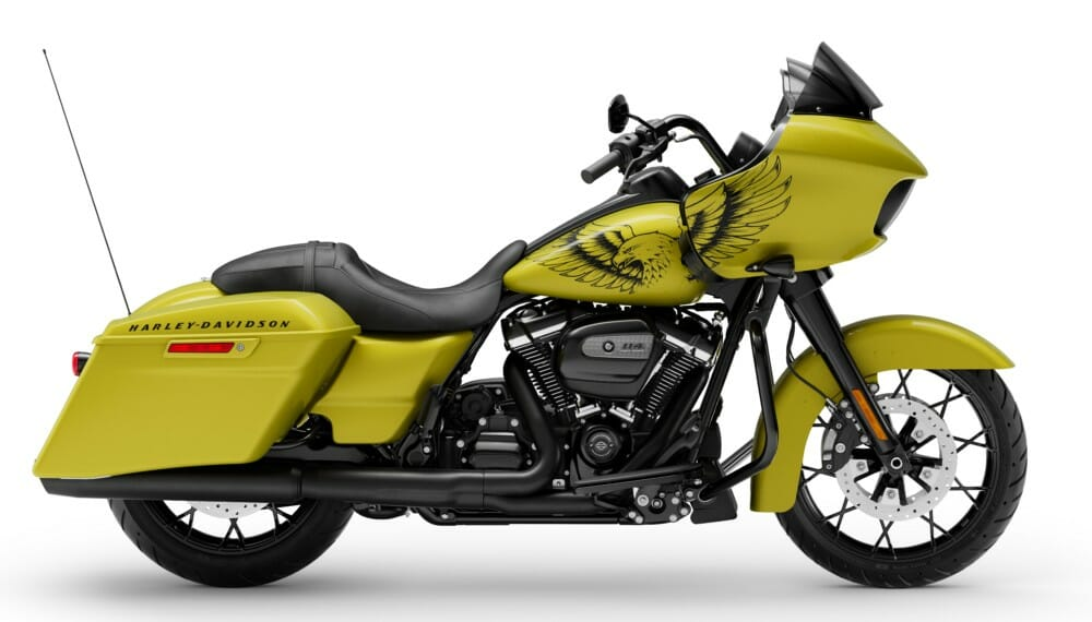 Harley-Davidson Special Edition Paint for Road Glide