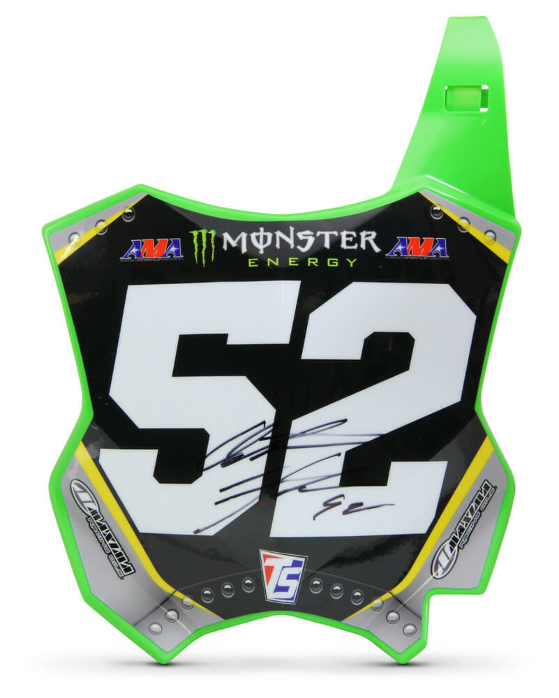 Austin Forkner's Plastics to be Auctioned in Support of Road 2 Recovery