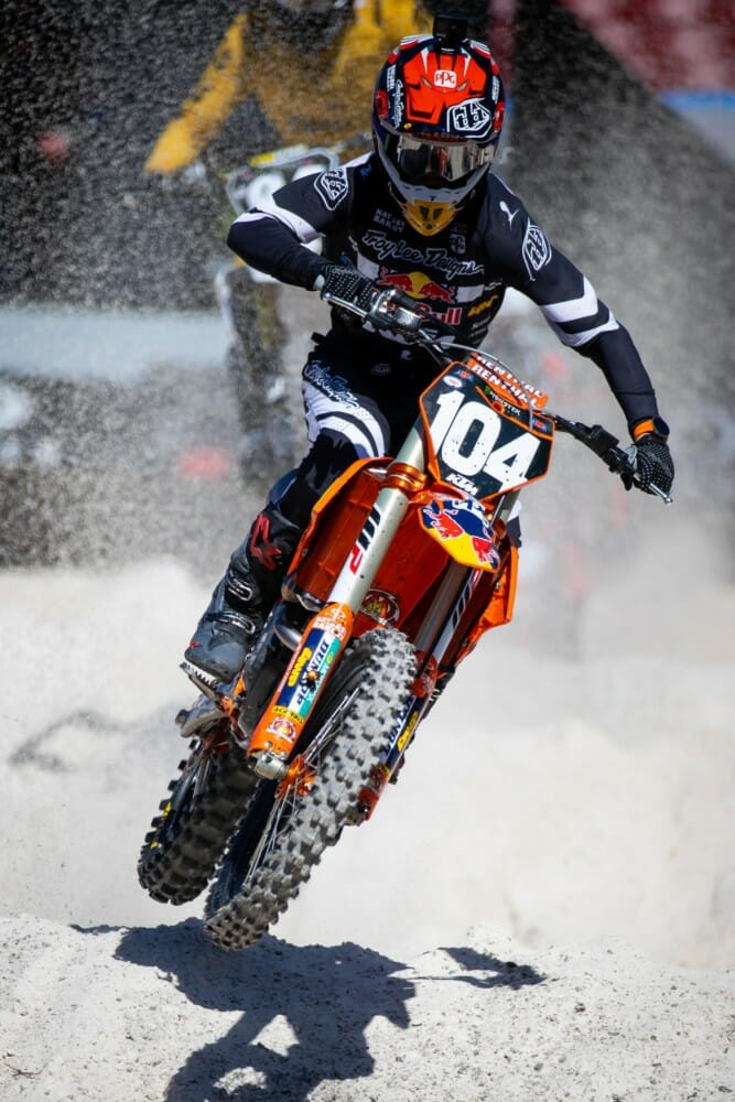 Road 2 Recovery Opens Fundraising Campaign to Support French Supercross Rider Brian Moreau