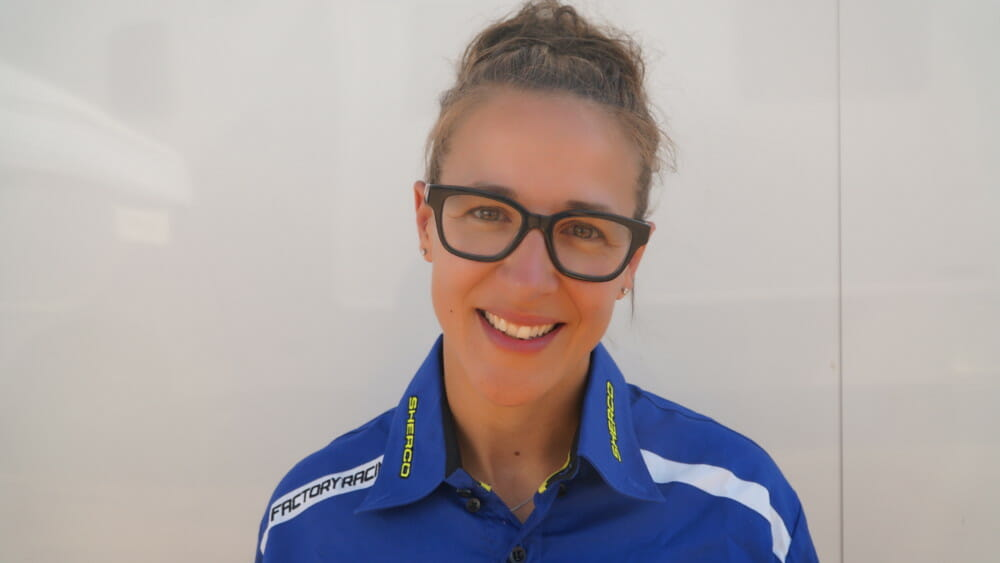 Christy Williams-Richards Named Team Manager for FactoryONE Mototrials