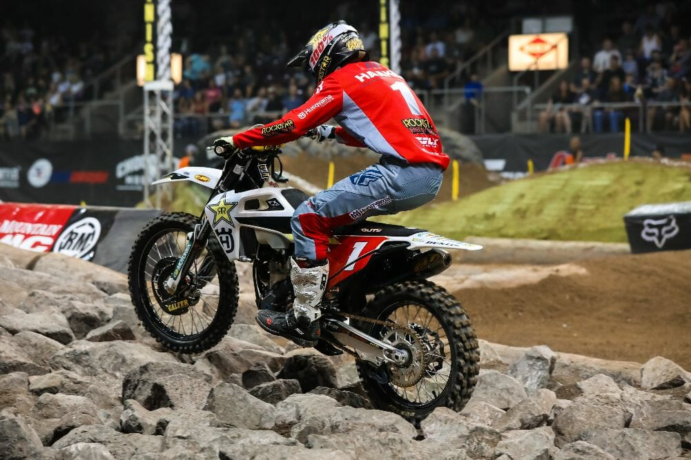 Colton Haaker won his third AMA EnduroCross championship in 2019 and will be back to defend the title in 2020. Photo: Jack Jaxon