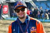 Cooper Webb Injury Update