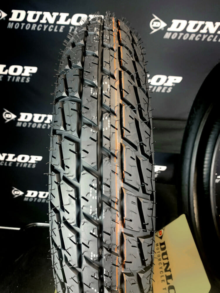 The new DT4 AFT spec tire builds on what was already good with the previous DT3 tire.