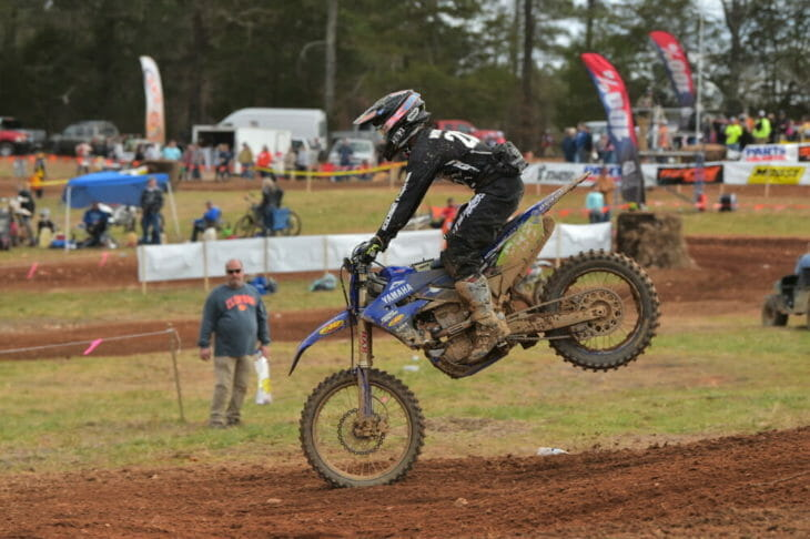 GNCC 2020 South Carolina Mike Witkowski