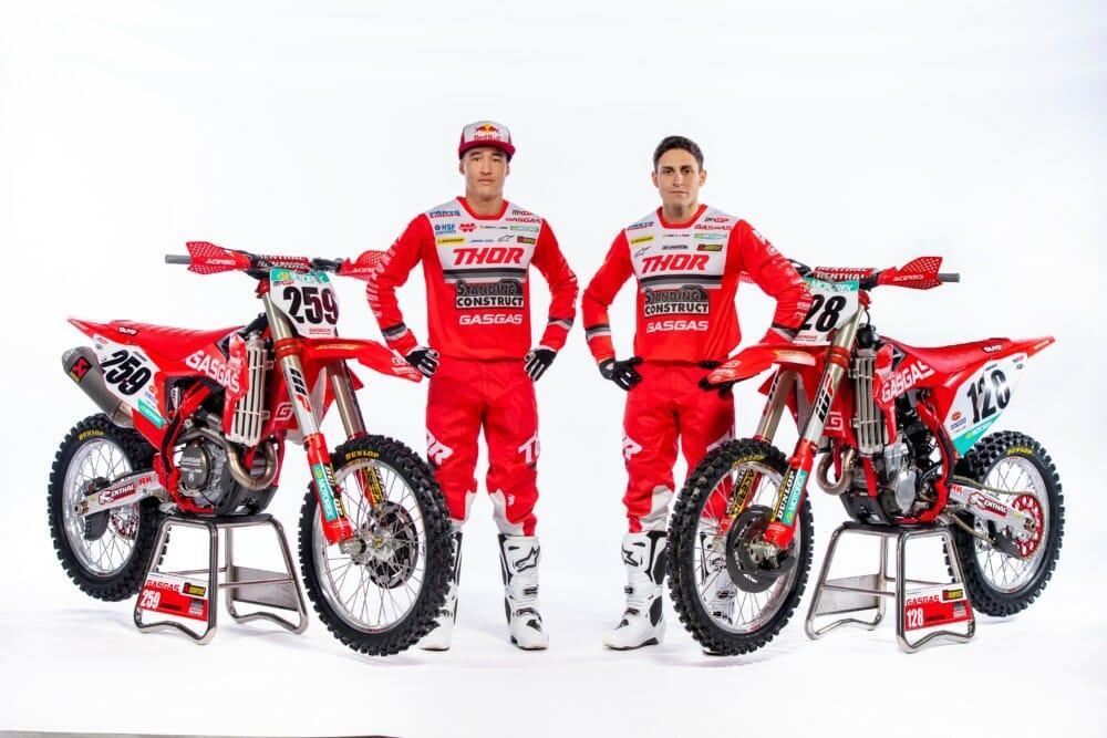 GasGas Factory Racing - 2020 MXGP Team