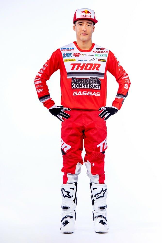 Glenn Coldenhoff - GasGas Factory Racing