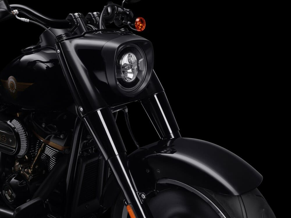 Harley-Davidson Fat Boy 30th Anniversary Model