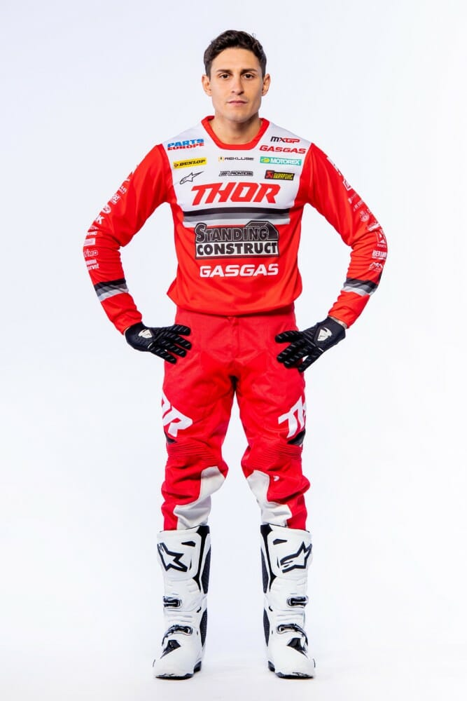 Ivo Monticelli - GasGas Factory Racing