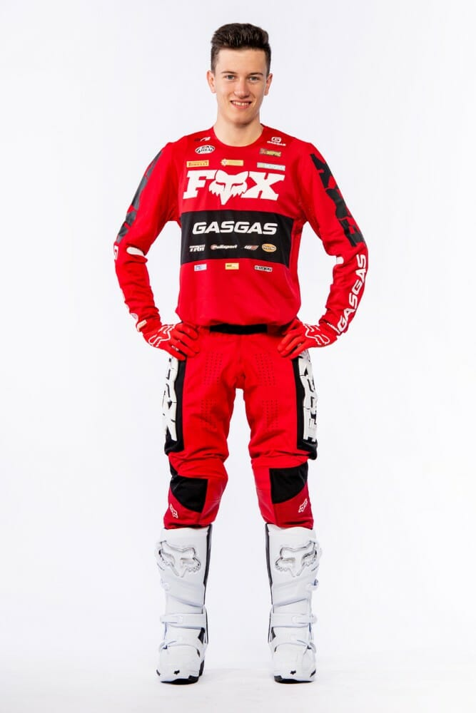 Jeremy Sydow - GasGas Factory Racing