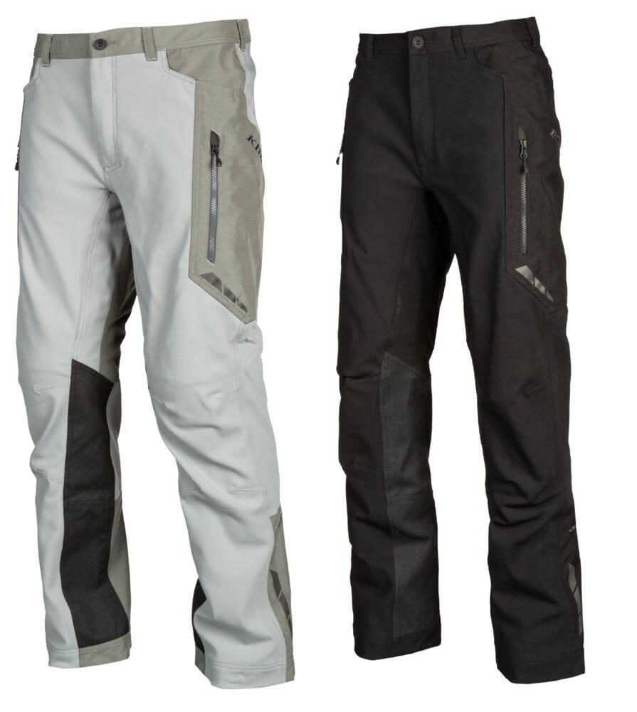 Klim now has pants to match its warm-weather Marrakesh riding jacket.
