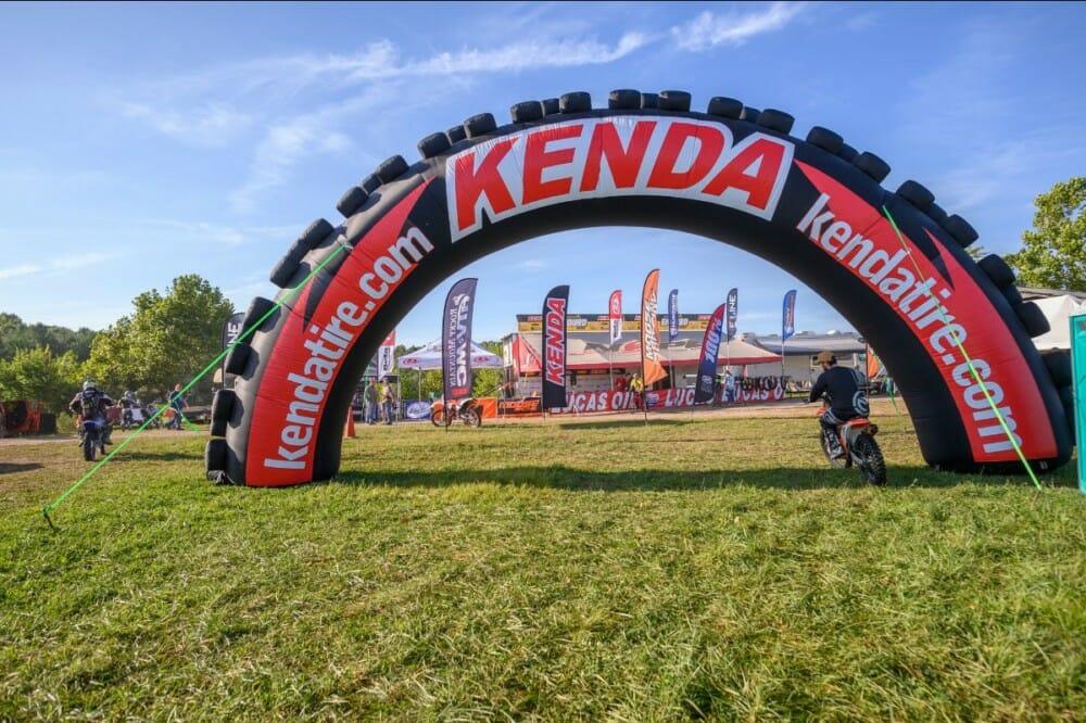 Kenda Tire Returns as Title Sponsor of the Kenda AMA National Enduro Series