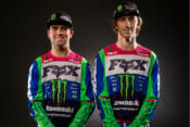 Monster Energy Pro Circuit Kawasaki riders Jordon Smith and Garrett Marchbanks are ready to step up for the first time in 2020 with the debut of the Eastern Regional 250SX class in Tampa, Florida.
