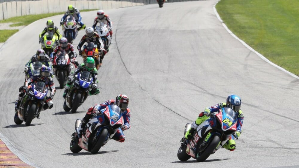 The MotoAmerica Superbike grid has grown for 2020 and will feature at least 19 riders/bikes.