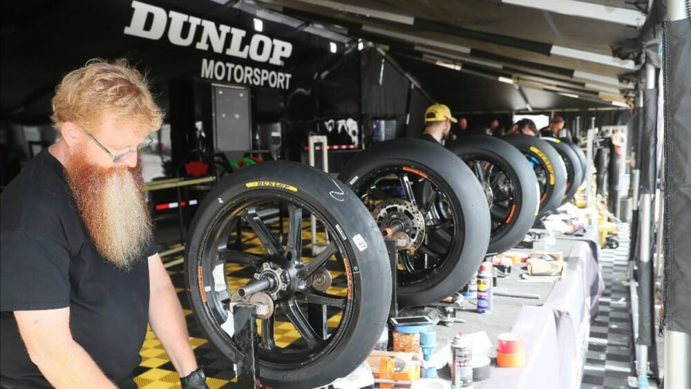 MotoAmerica and Dunlop have entered into a new three-year agreement that will again see Dunlop as the official tire supplier of the MotoAmerica Series.