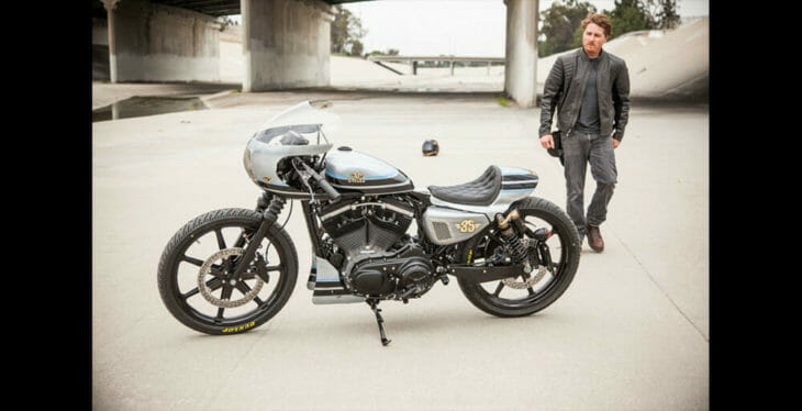 The Quail Motorcycle Gathering Announces Roland Sands as Honoree for 2020