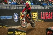 Round 3 of the AMA Kicker Arenacross.