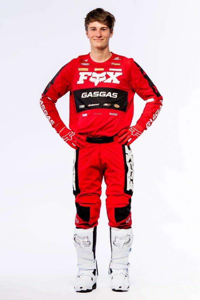 Simon Langenfelder - GasGas Factory Racing