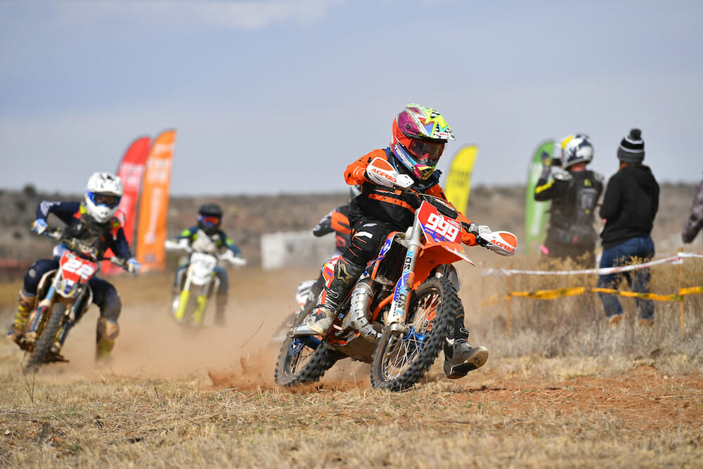 Texas AMA National Hare and Hound Results