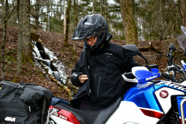 Tourmaster Synergy Pro-Plus 12V Heated Jacket Review