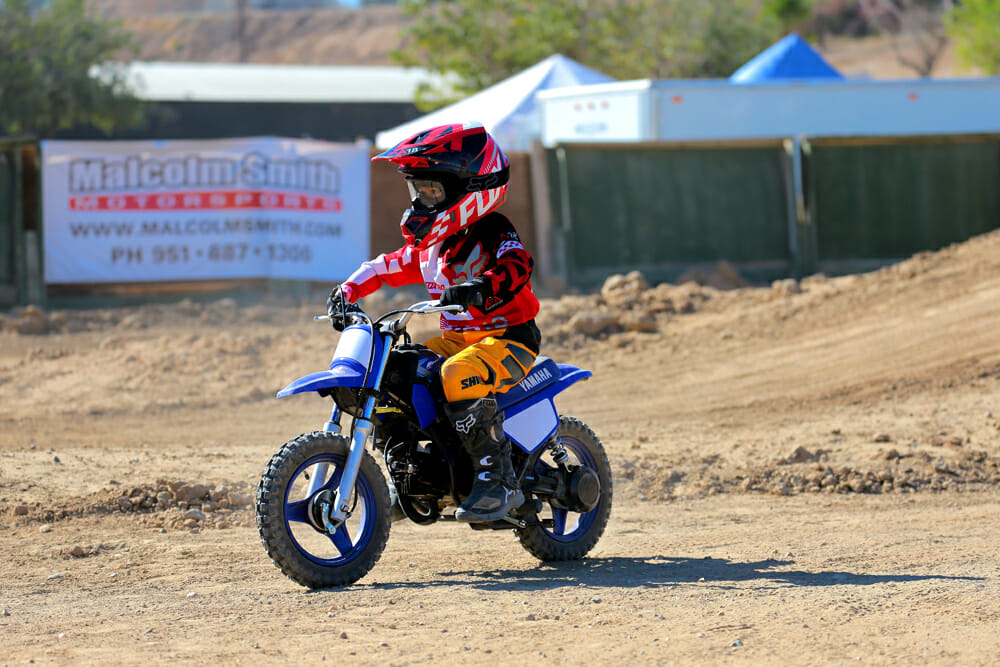 Yamaha Demos and USMCA help Malcolm Smith Motorsports get new and returning riders out on the track.