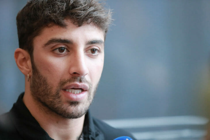 Andrea Iannone Suspended for 18 Months