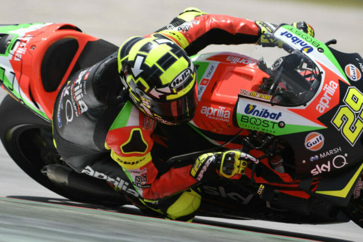 Andrea Iannone Suspended for 18 Months ride