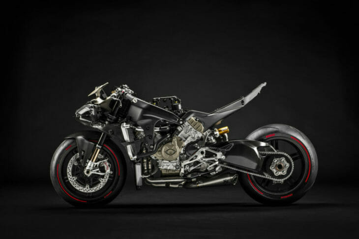 Ducati Superleggera V4 First Look