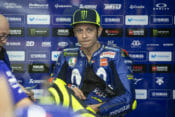 Yamaha retains Vinales, acquires Quartararo, and keeps Rossi. Problem solved. Photo: Gold & Goose