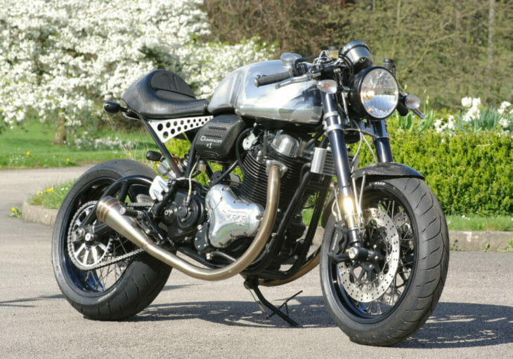 Norton Motorcycles Domiracer