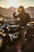 Triumph Hosts 40 Top Influencers for Immersive Riding Experience