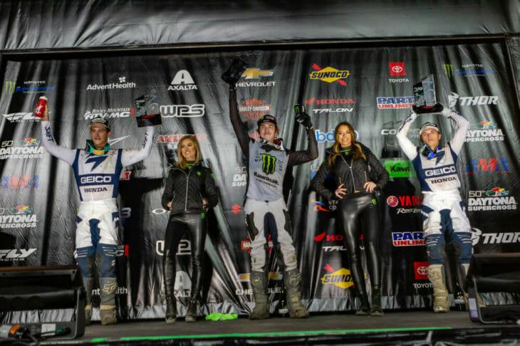 2020 Daytona Supercross Results