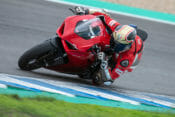 2020 Ducati Panigale V2 Review | It's the only twin-cylinder superbike in Ducati's ranks, but is the 959 upgrade, known as the Panigale V2, something special? Read the 2020 Ducati Panigale V2 track test to find out.
