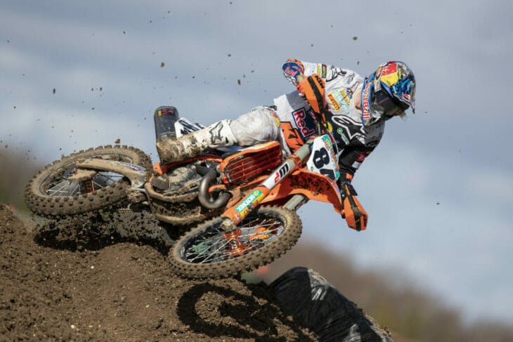 2020 Great Britain MXGP Results Jeffrey Herlings Action